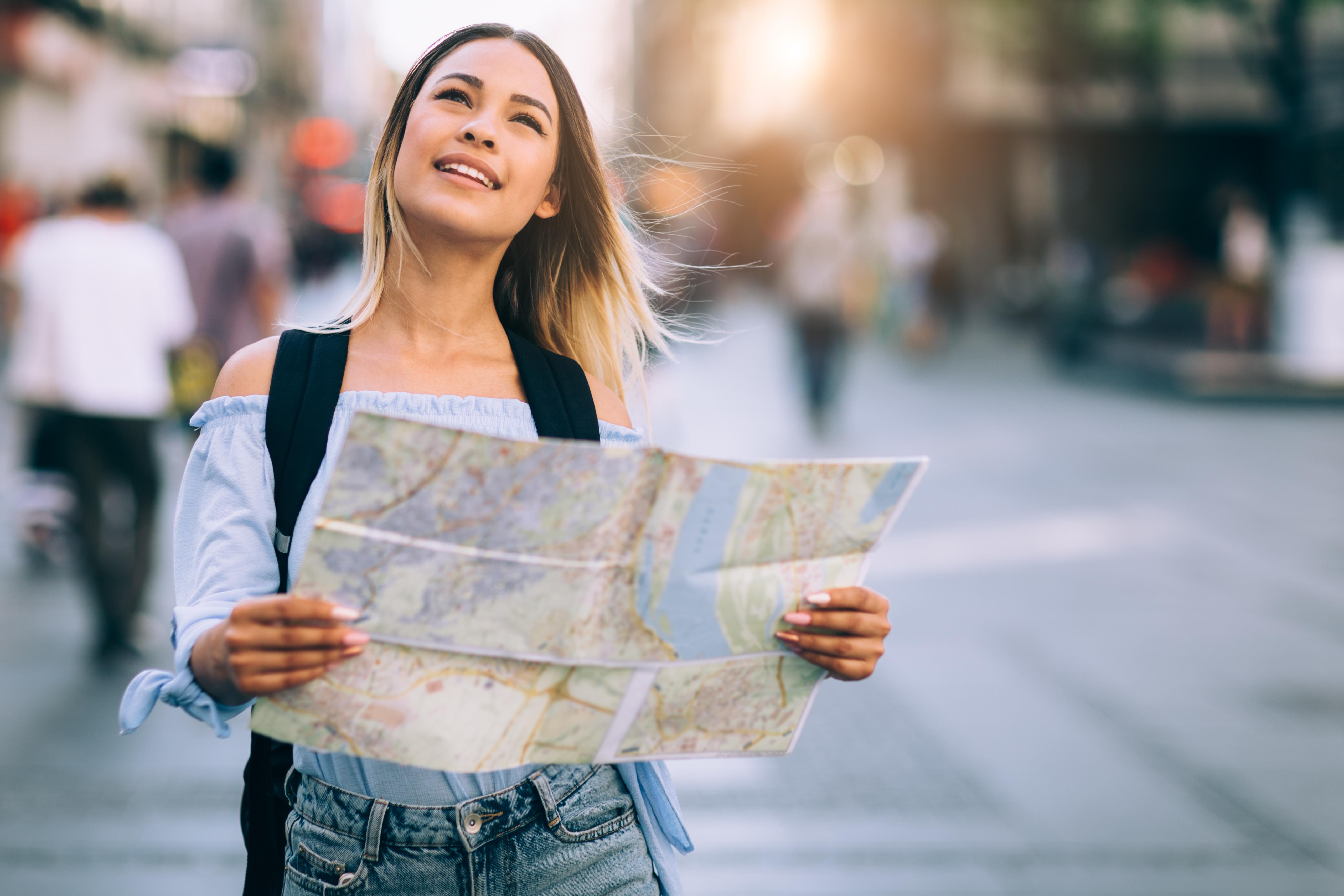 Girl Map