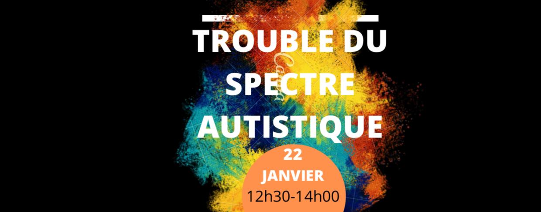 Trouble du spectre autistique : une formation flash !