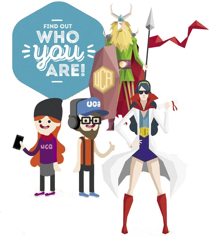 find who you are