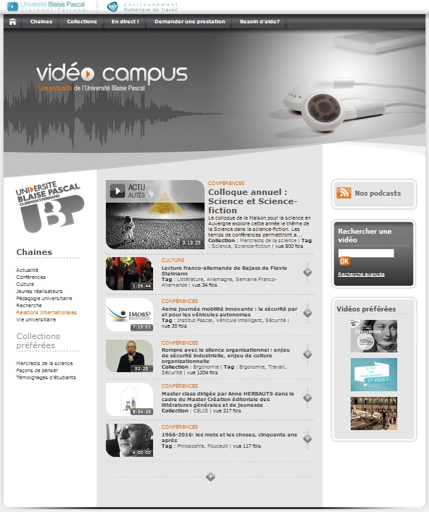 capture videocampus